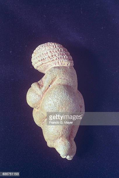 Side View of the Venus of Willendorf