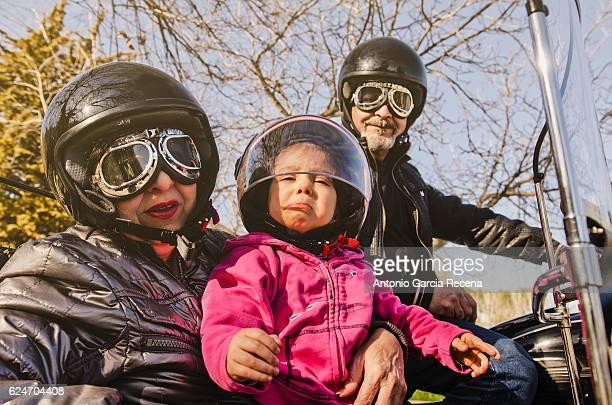 Sidecar grandparents