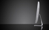 Sideview of an Apple iMac session for Apple Bookazine taken on September 6 2011