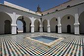 Ancient madrasa in ALgeria