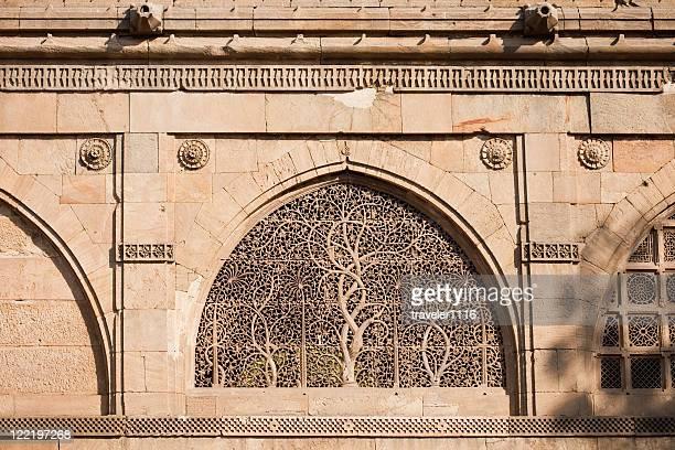 Sidi Sayed Mosque In Ahmedabad, India