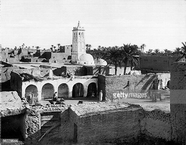 SidiOkba The mosque About 1900 ND 254B