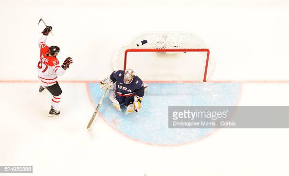 Vancouver 2010 - Men's Hockey Gold Medal - Canada vs. USA : News Photo