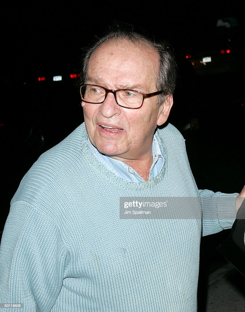 Sidney Lumet attends the Cinema Society and Lancome screening of 'Rachel Getting Married' at the Landmark Sunshine Theater on September 25, 2008 in New York City.