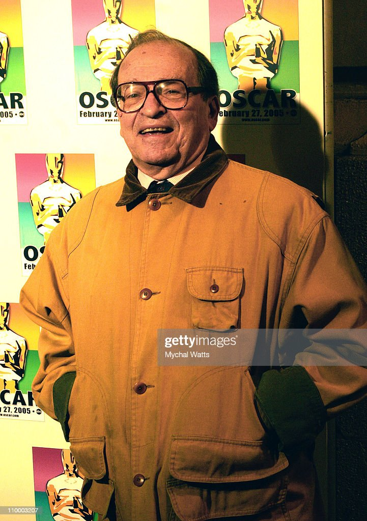 Sidney Lumet during The 77th Annual Acedemy Awards New York Celebration for Director Sidney Lumet's Honorary Academy Award at Arabelle at The Plaza...