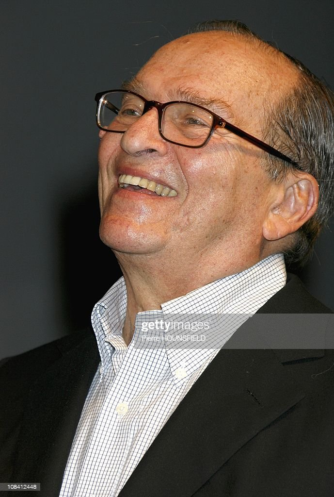 Sidney Lumet in Deauville, France on September 07, 2007.