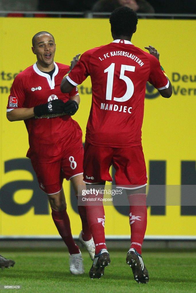 1. FC Kaiserslautern v FC St. Pauli - 2. Bundesliga