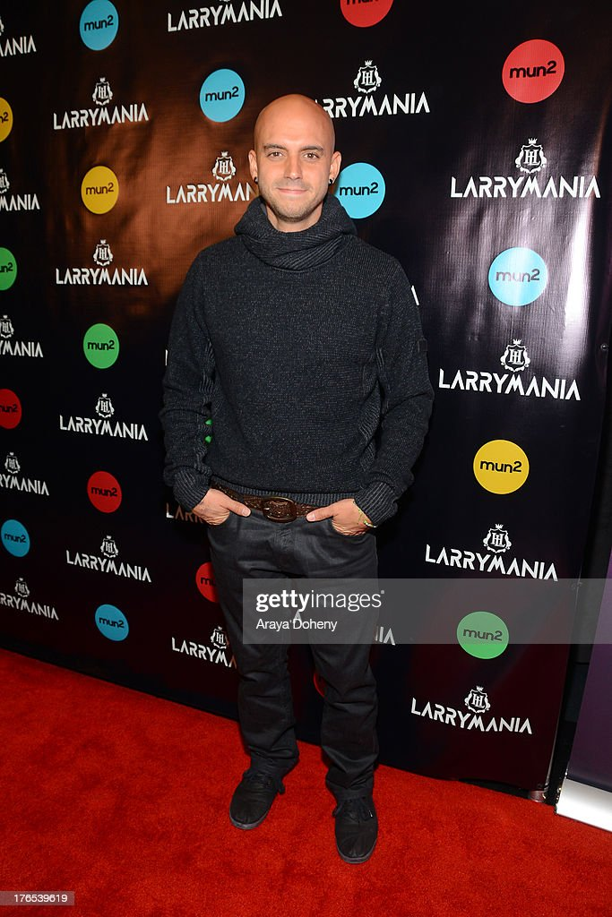 Sie7e attends 'Larrymania' Season 2 Premiere Launch Party at SupperClub Los Angeles on August 14, 2013 in Los Angeles, California.