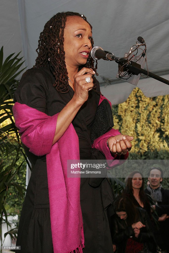 Siedah Garrett during Society of Composers and Lyricists Annual Champagne Reception at Private Residence in Beverly Hills, California, United States.