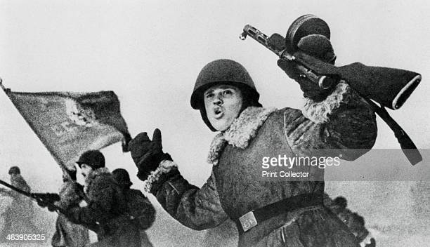Siege of Leningrad January 1943 Leningrad was encircled and besieged by the Germans from September 8 1941 In January 1943 the city's defenders and...