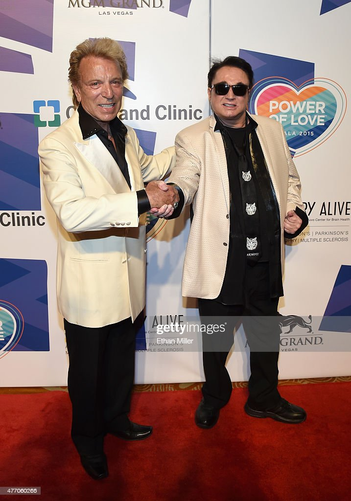 """Keep Memory Alive's 19th Annual """"Power Of Love"""" Gala Honors Andrea & Veronica Bocelli - Red Carpet"""