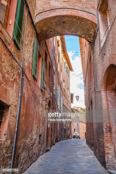 Siena architecture, Tuscany
