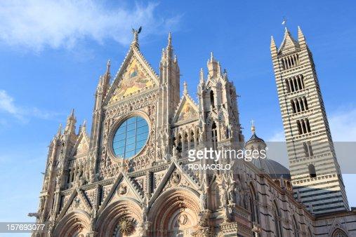 Siena Cathedral, Tuscany italy