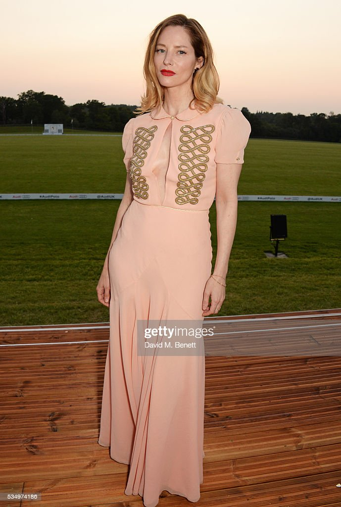 <a gi-track='captionPersonalityLinkClicked' href=/galleries/search?phrase=Sienna+Guillory&family=editorial&specificpeople=224970 ng-click='$event.stopPropagation()'>Sienna Guillory</a> attends day one of the Audi Polo Challenge at Coworth Park on May 28, 2016 in London, England.