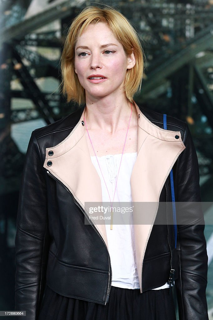 <a gi-track='captionPersonalityLinkClicked' href=/galleries/search?phrase=Sienna+Guillory&family=editorial&specificpeople=224970 ng-click='$event.stopPropagation()'>Sienna Guillory</a> attends the European Premiere of Pacific Rim at BFI IMAX on July 4, 2013 in London, England.