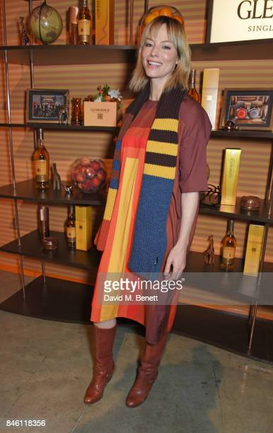 Sienna Guillory attends the launch of the 'Beyond The Cask' collaboration between Glenmorangie and Renovo at Behind The Bikeshed on September 12 2017...