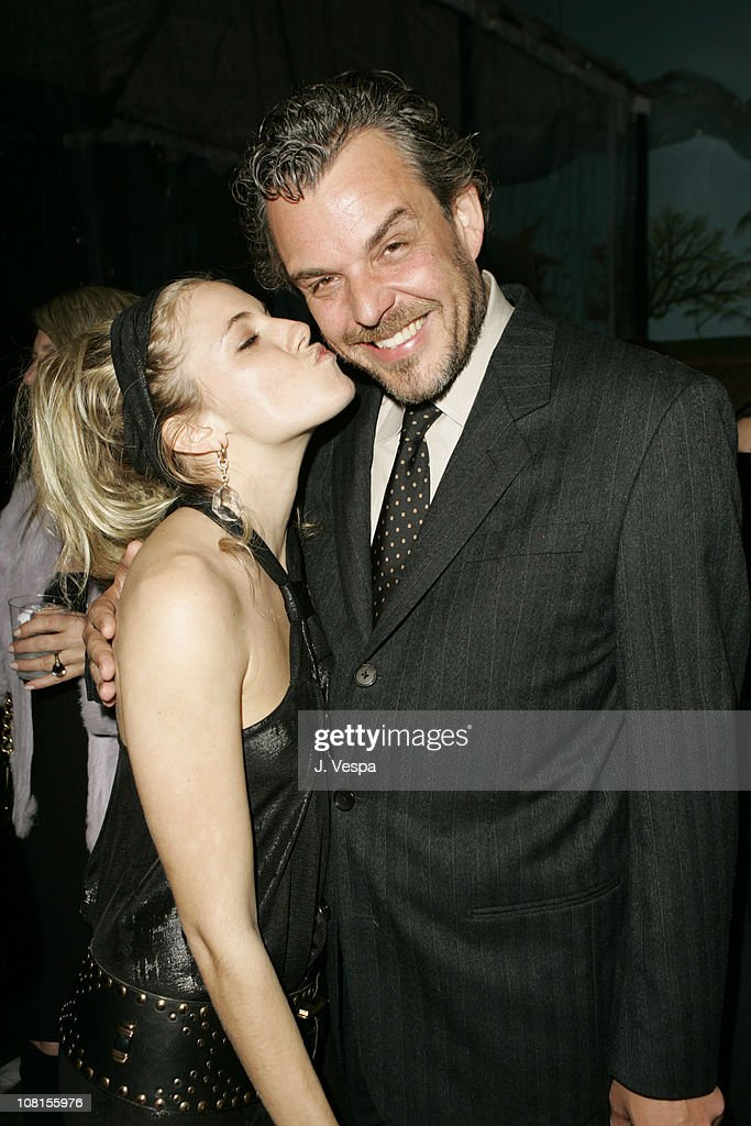 Sienna Miller and Danny Huston during Hollywood Life's 4th Annual Breakthrough of the Year Awards After Party at Henry Fonda Music Box Theatre in Los...