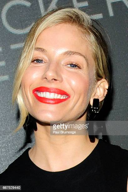 Sienna Miller attends Amazon Studios Bleecker Street Host a Screening of 'The Lost City of Z' at SAGAFTRA on April 11 2017 in New York City