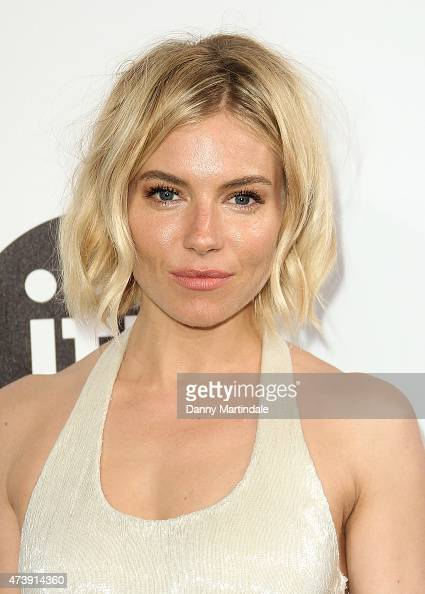 Sienna Miller attends the Calvin Klein Party during the 68th annual Cannes Film Festival on May 18 2015 in Cannes France