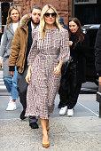 Celebrity Sightings In New York City - November 20, 2019