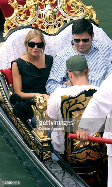 Sienna Miller Oliver Platt and Heath Ledger during 2005 Venice Film Festival Sienna Miller Sighting September 3 2005 in Venice Lido Italy