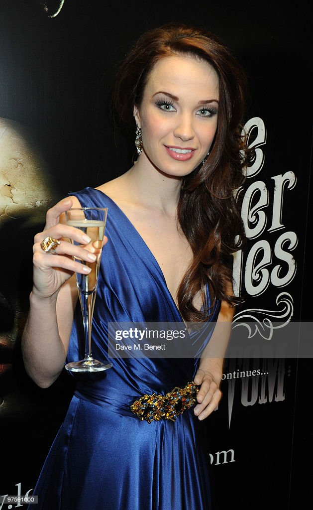 <a gi-track='captionPersonalityLinkClicked' href=/galleries/search?phrase=Sierra+Boggess&family=editorial&specificpeople=539375 ng-click='$event.stopPropagation()'>Sierra Boggess</a> attends the afterparty following the world premiere of 'Love Never Dies' at the Old Billingsgate Market on March 9, 2010 in London, England.