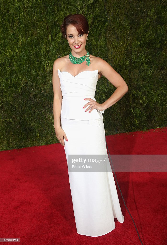 American Theatre Wing's 69th Annual Tony Awards - Red Carpet