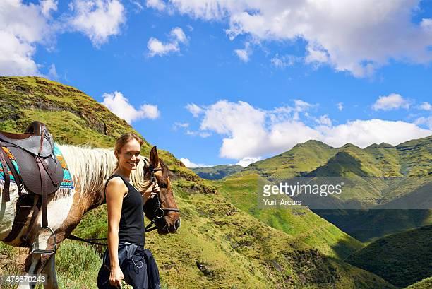 Sightseeing-Touren zu Pferd