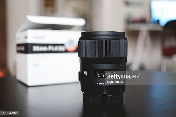 Sigma 35 mm Premierminister Gläser