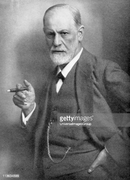 Sigmund Freud Austrian neurologist Founder of Psychoanalysis