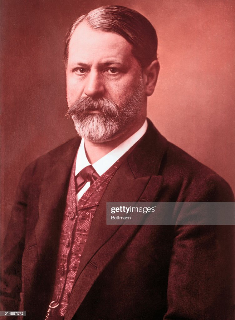 Sigmund freud 1856 1939 in his middle years show more