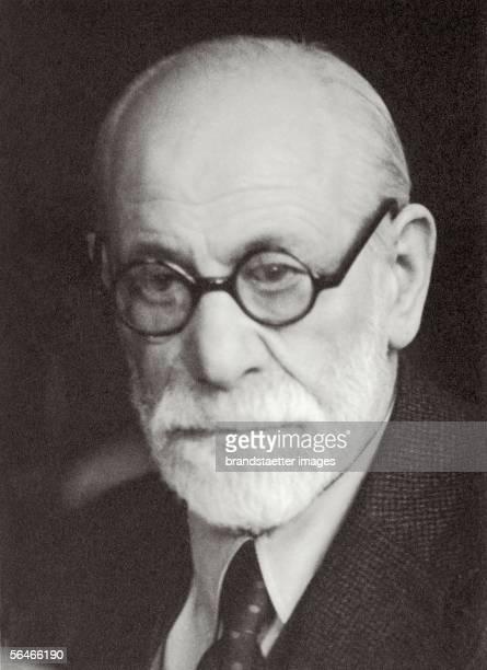 Sigmund Freud Photography 1938 [Sigmund Freud Photographie 1938]