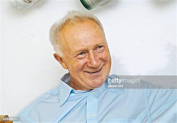 Sigmund JÄHN ehemaliger Kosmonaut