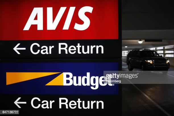 Avis Car Rental At Indianapolis Airport
