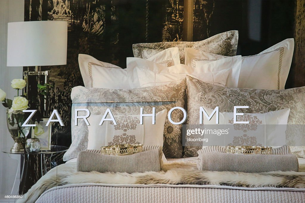 zara home store as inditex sa sales growth speeds up getty images. Black Bedroom Furniture Sets. Home Design Ideas