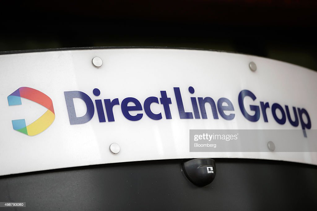 Inside The Offices Of Direct Line Insurance Group Plc As