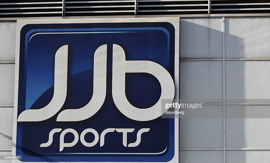 A sign hangs outside a closed down JJB Sports Plc store in Wigan, U.K., on Saturday, Oct. 6, 2012. JJB Sports Plc, a U.K. sporting goods retailer, will close most of its stores with the remaining 20 being acquired by competitor Sports Direct International Plc, according to a statement from KPMG LLP, which was appointed as administrator to the Wigan, England-based company. Photographer: Paul Thomas/Bloomberg via Getty Images