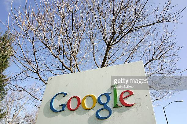 A sign outside of the Google headquarters is shown January 31 2007 in Mountain View California Google Inc reported its fourth quarter earnings today...