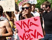 DEU: Protest Against Sexism In Munich