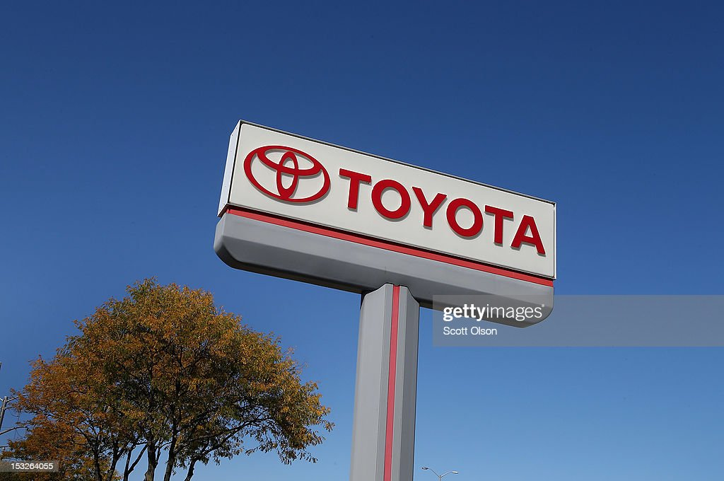 Toyota Sales Up Nearly 42 Percent From September 2011 Getty Images