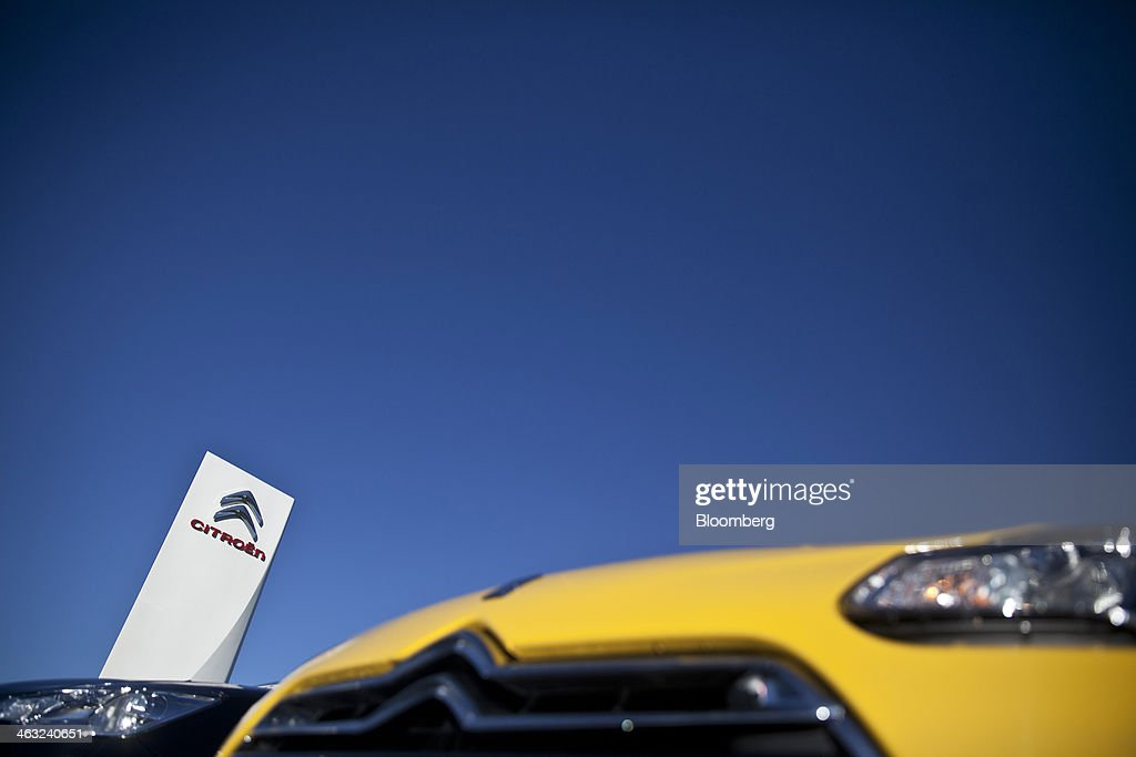 Inside A Psa Peugeot Citroen Showroom As Europe December Car Sales Jump 13 Getty Images