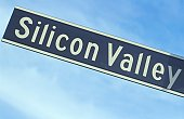 A sign that reads ?Silicon Valley?