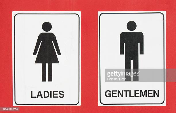 Sign - Toilets