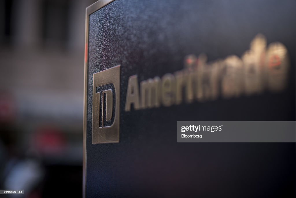 A TD Ameritrade Holding Corp. Location Ahead Of Earnings Figures