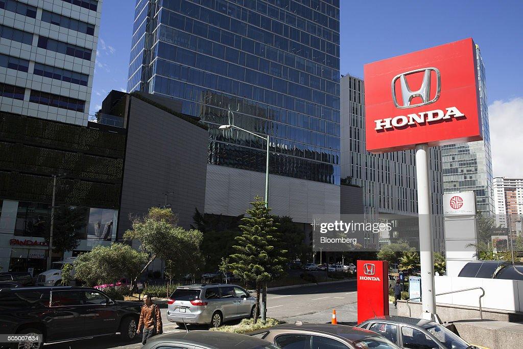 Inside a honda motor co dealership as domestic auto sales for Colorado honda dealers