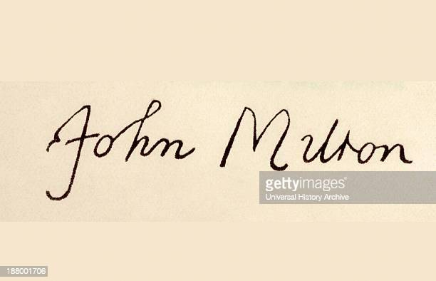 the life and work of john milton an english poet The life & work of john keats john keats, 1795-1821 – biography & facts this website is dedicated to the life and work of the great romantic poet, john keats.