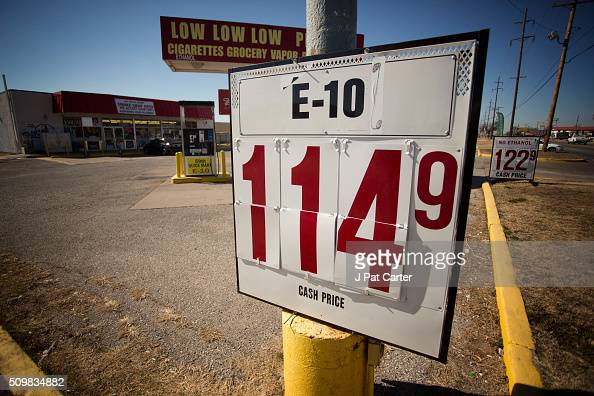 Oklahoma city oklahoma earlier this week gas prices inched towards 99