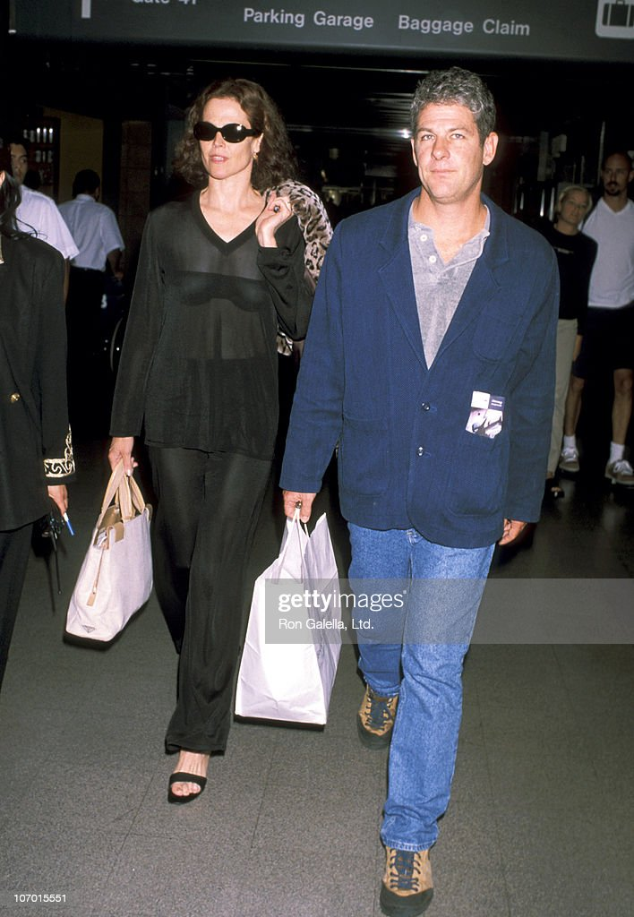 Sigourney Weaver Sighting at Los Angeles International Airport - September 14,