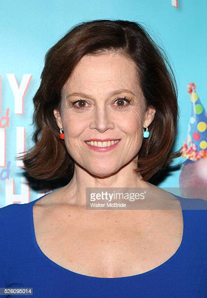 Sigourney Weaver attending the Broadway Opening Night Performance after party for 'Vanya and Sonia and Masha and Spike' at the Gotham Hall in New...