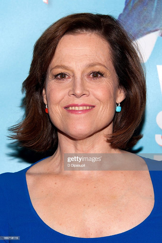 <a gi-track='captionPersonalityLinkClicked' href=/galleries/search?phrase=Sigourney+Weaver&family=editorial&specificpeople=201647 ng-click='$event.stopPropagation()'>Sigourney Weaver</a> attends the 'Vanya And Sonia And Masha And Spike' Broadway Opening Night After Party at Gotham Hall on March 14, 2013 in New York City.